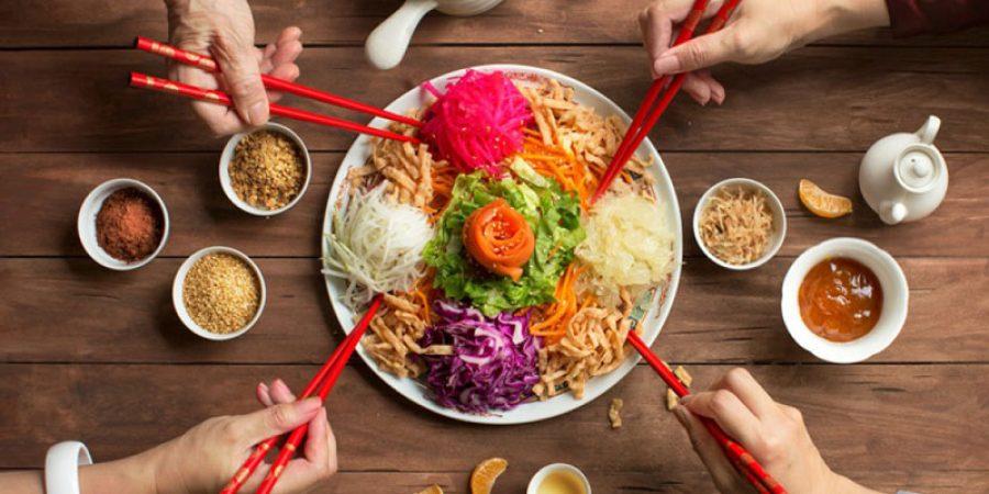 المطبخ الصيني يتضمن العديد من الأكلات المطبوخة بالبخار