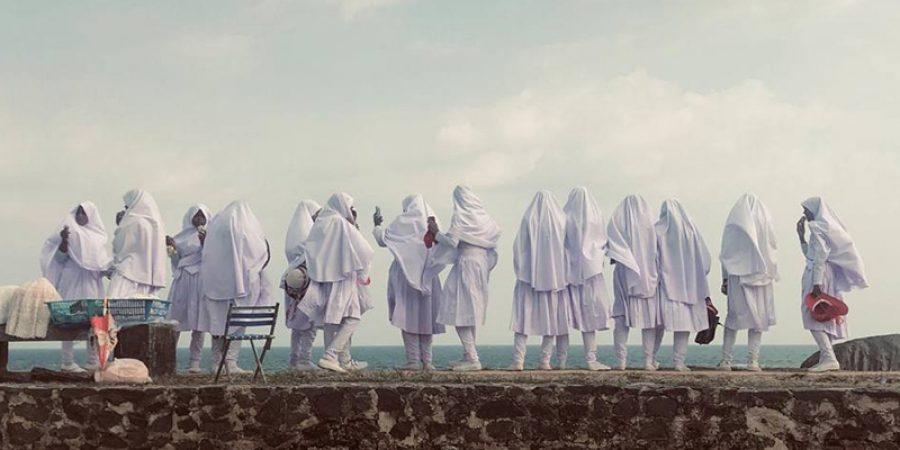 صورة حياة الفتيات، للمصورة الألمانية فاليري هلبيتش-بوتشاتشير، الحائزة على المركز الثالث