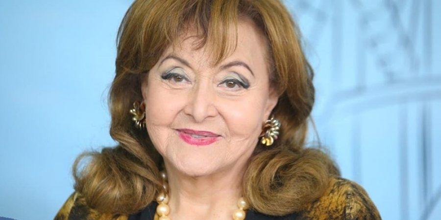 الفنانة المصرية ليلى طاهر