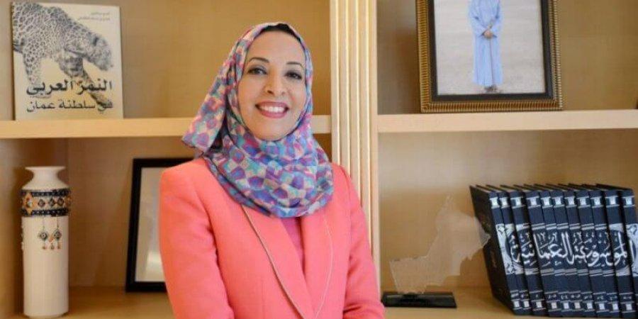 معالي الدكتورة مديحة بنت أحمد الشيبانية وزيرة التربية والتعليم